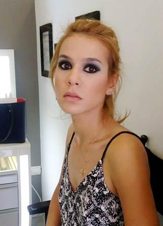 Професионален грим - Мартина Баненска- гримьор-Банско - Makeup Arena Bansko
